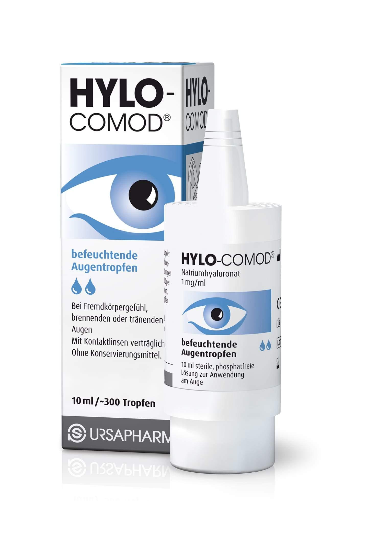 Hylo-Comod 10ml